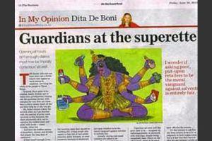 Newswala-i-ZO-Hindu_Goddess_Kali_Caricature_New_Zealand_Herald