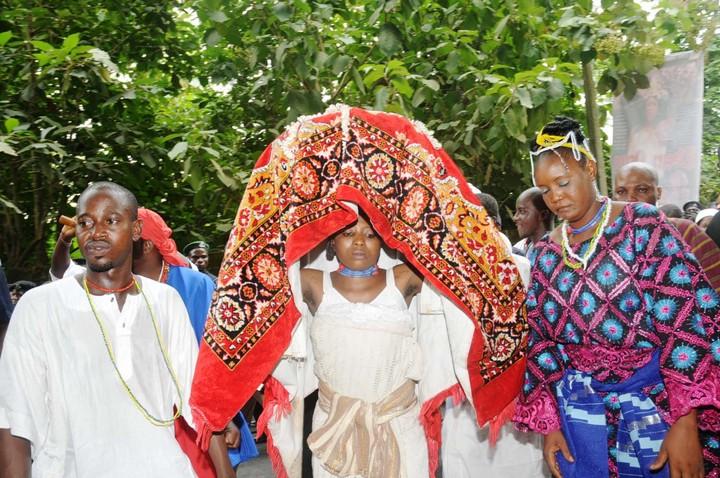 Osun Grove And The Osun Osogbo Festival